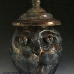 Customized design urn with its best quality at American Mutt USA https://www.americanmuttusa.com
