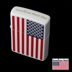 american mutt lighter
