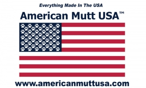 American Mutt USA Flag