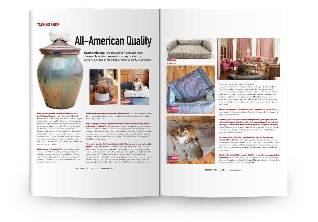 All American Quality Magazine